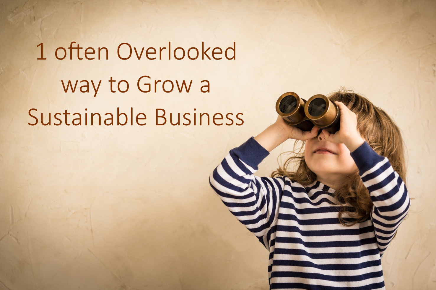 Grow Sustainable Business