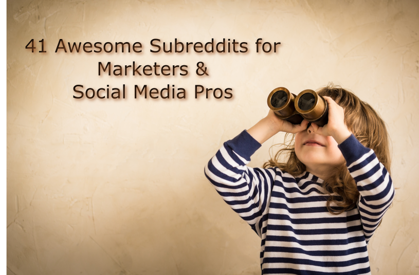 Digital Marketing SubReddits